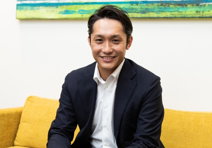 株式会社アクシアカンパニー  代表取締役社長CEO 木戸 新之助 写真1